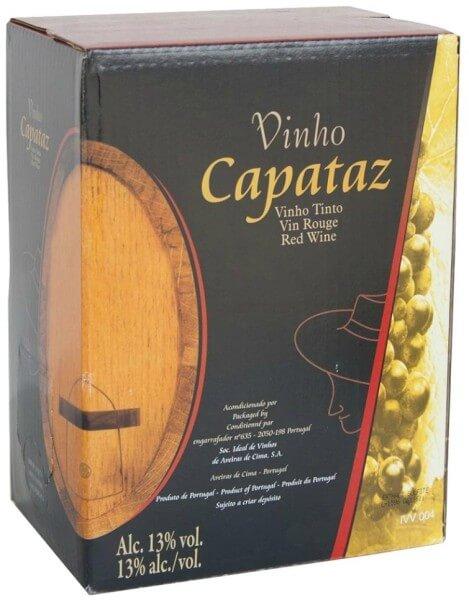 Capataz Vinho Tinto Bag in Box 3 Liter