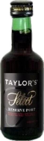 Taylor's Select Reserve Port Miniatur 5 cl