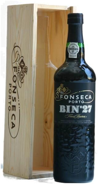 Fonseca BIN 27 Finest Reserve Port in OHK