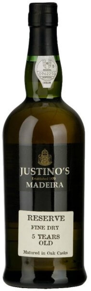 Justino Henrique Dry 5 Years Old - Madeira