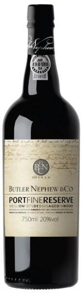 Butler Nephew & Co 20 Years Old Port