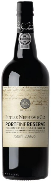 Butler Nephew & Co Finest Reserve Port