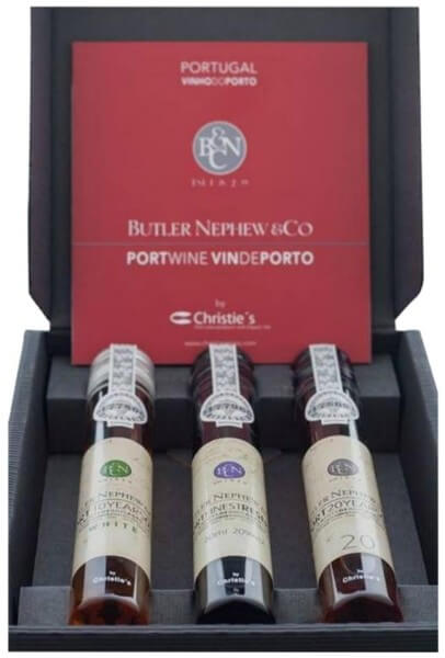 Butler Nephew & Co Tasting Pack - 3 x 60 ml