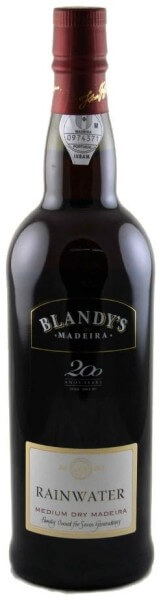 Blandys Rainwater Medium Dry