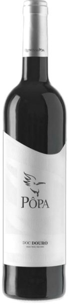 DOC Douro Tinto - beschädigtes Etikett